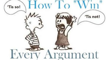 """How To """"Win"""" Every Argument – More Choices"""